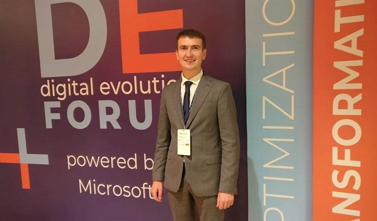 SmartEAM participated in the Digital Evolution Forum