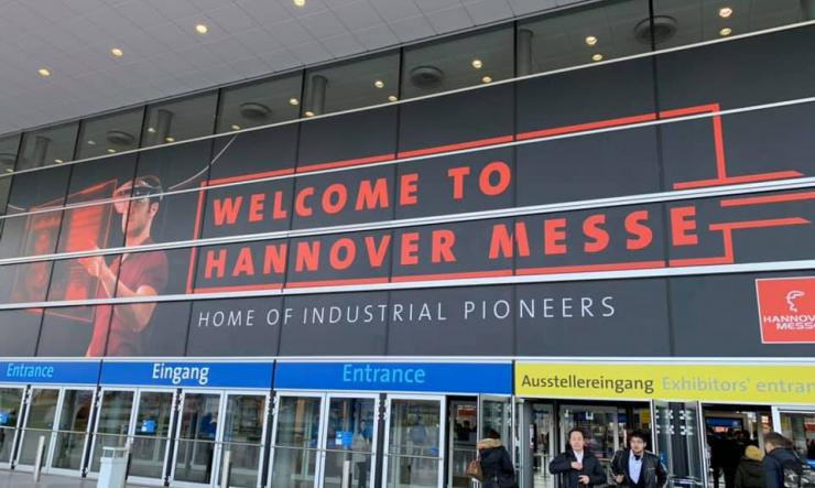 The official opening of the exhibition Hannover Messe 2019 was held!